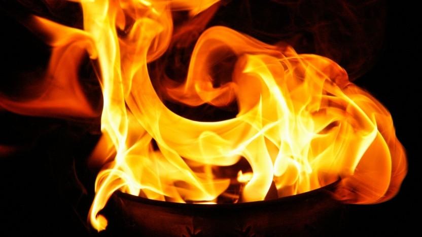 Feuer ist nicht gleich Feuer: Holzpellets haben halb so viel Heizwert wie Kohle.