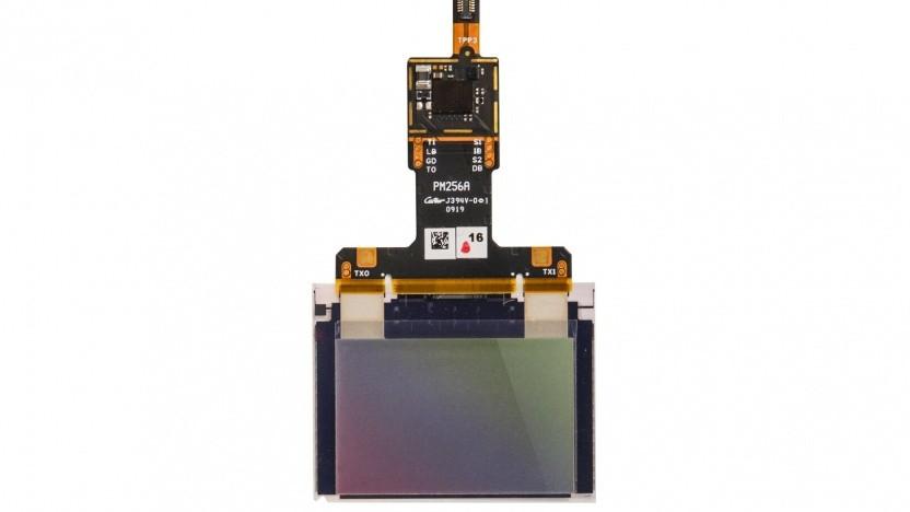 Ultraschall-Fingerabdrucksensor alias 3D Sonic Max