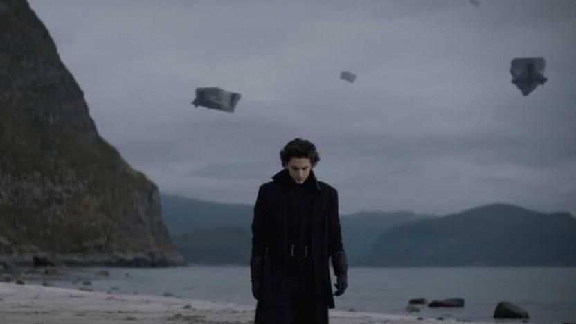 Timothee Chalamet im neuen Dune-Film