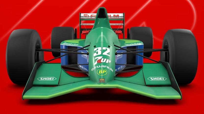 Artwork von F1 2020