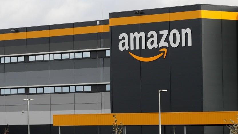 In Frankreich schließt Amazon seine Verteilzentren.