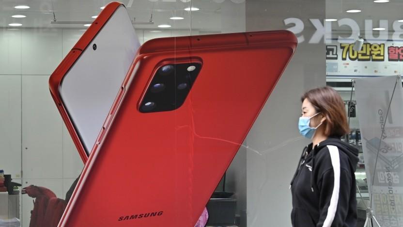 Samsung muss seine Smartphone-Produktion aufgrund des Coronavirus umstellen.