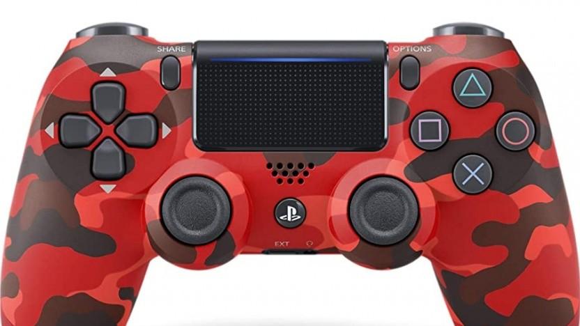 Sonderedition des Dualshock-4-Gamepads für die Playstation 4