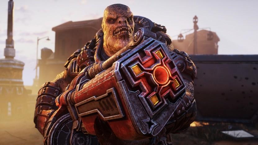 Ein Boomer aus Gears Tactics