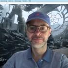 Star Wars: Videokonferenz in einer weit, weit entfernten Galaxie
