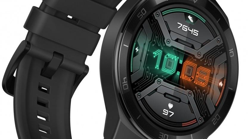 Die Watch GT 2e von Huawei