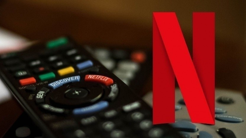 Netflix-App erhält einen Button zum Ausblenden aller Steuerelemente.
