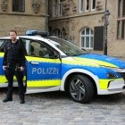 Hyundai Nexo: Polizei Osnabrück fährt Streife mit Brennstoffzellenauto