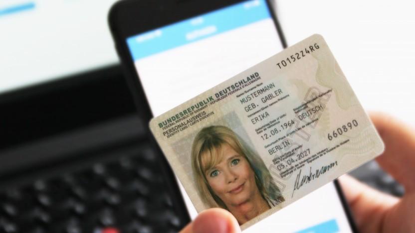 Auch Erika Mustermann kann künftig unter anderem ihren Callya-Tarif bei Vodafone mit dem Ausweis aktivieren.