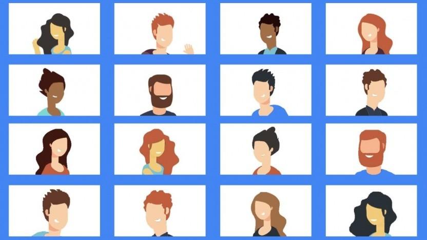 Google Meet ermöglicht es, dass sich mehr Teilnehmer einer Konferenz sehen können.
