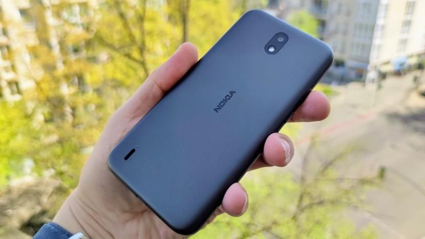 Das Nokia 1.3 von HMD Global