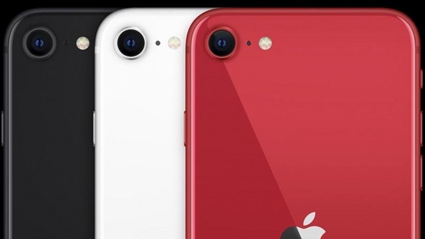 Das neue iPhone SE 2020 von Apple