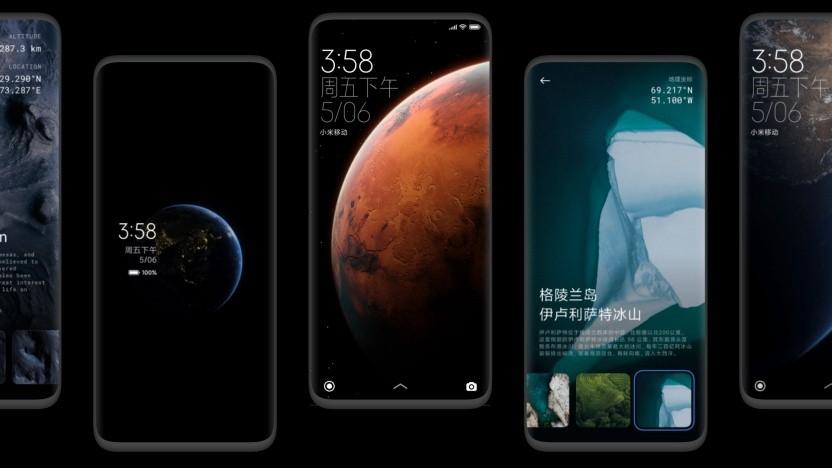 Das neue MIUI 12 von Xiaomi