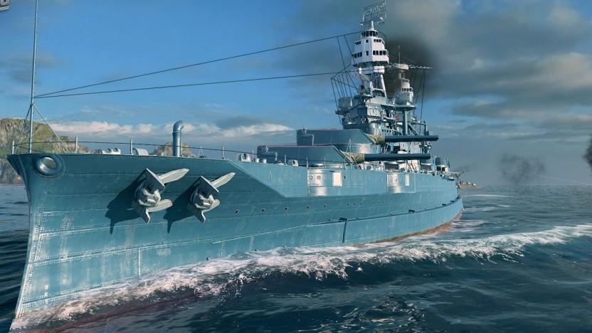 World of Warships ist bald mit Scill kompatibel.