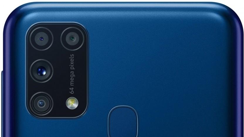 Das Galaxy M31 von Samsung
