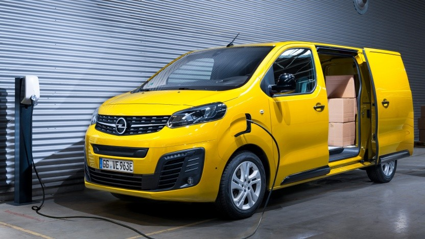 Viele Karosserievarianten, zwei Batterien: Opel Vivaro-e