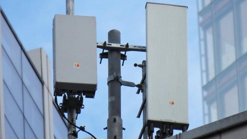 5G-Ausrüstung von Huawei