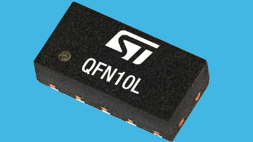 Neues Produkt von STMicroelectronics