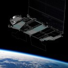 Satellitenkonstellationen: Starlink-Satelliten sollen Sonnenschirm bekommen