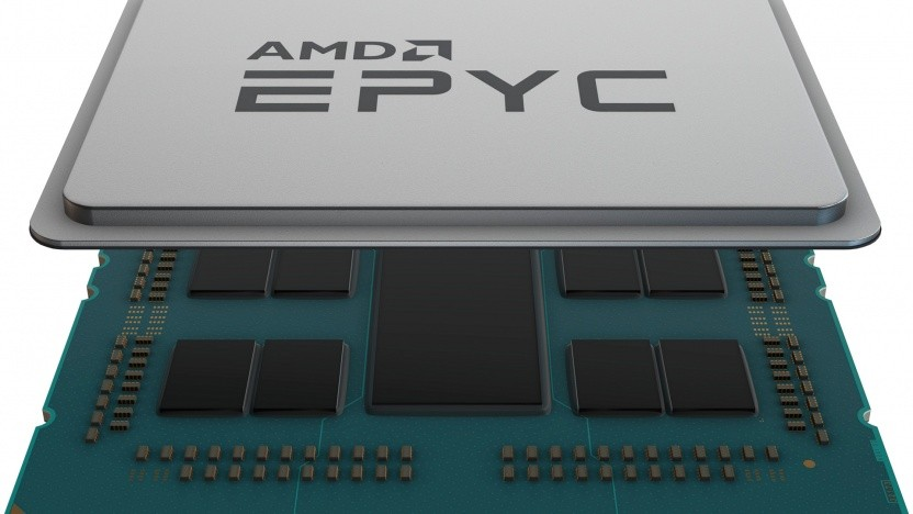 Rendering eines Epyc 7002