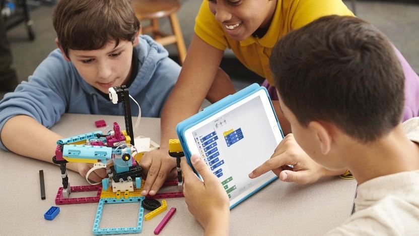 Lernspaß ab der fünften Klasse soll Lego Education Spike Prime bringen.