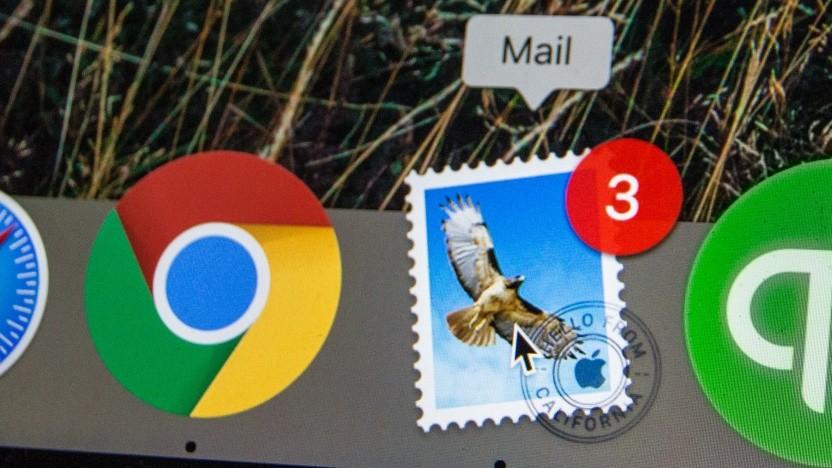 E-Mail-Absender lassen sich leicht fälschen.