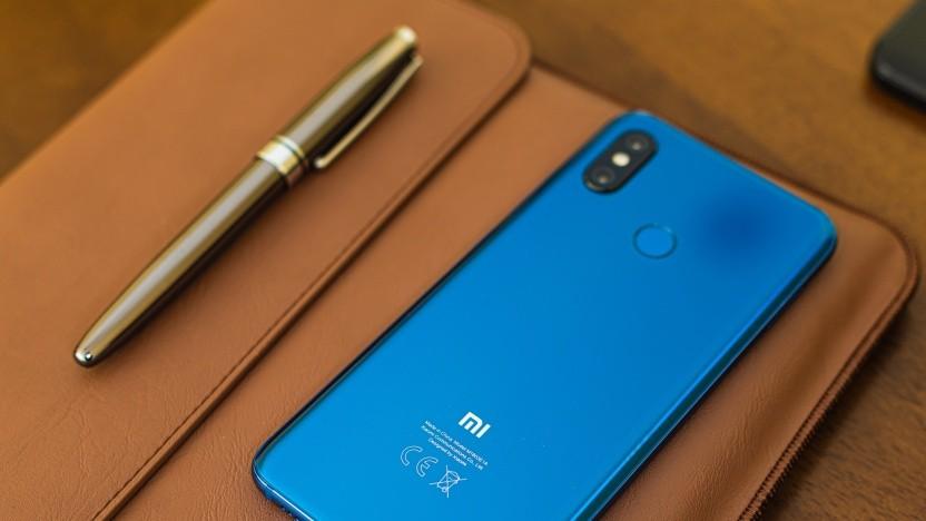 Sammeln viele Daten: Xiaomi Smartphones.