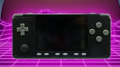 Retrogaming: Odroids Selbstbau-Handheld bekommt USB-C und WLAN - Golem.de