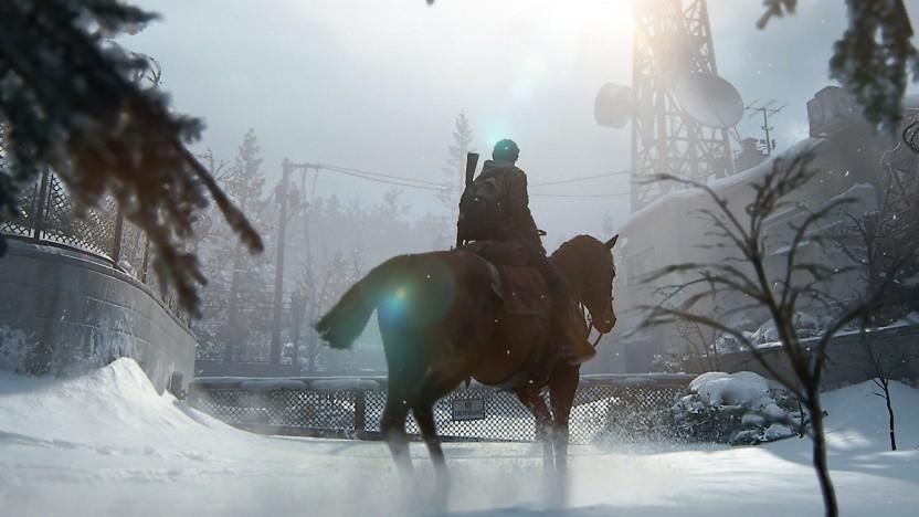 Artwork von The Last of Us 2