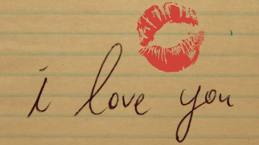 Gefährliche Liebesbotschaft: das I-love-you-Virus