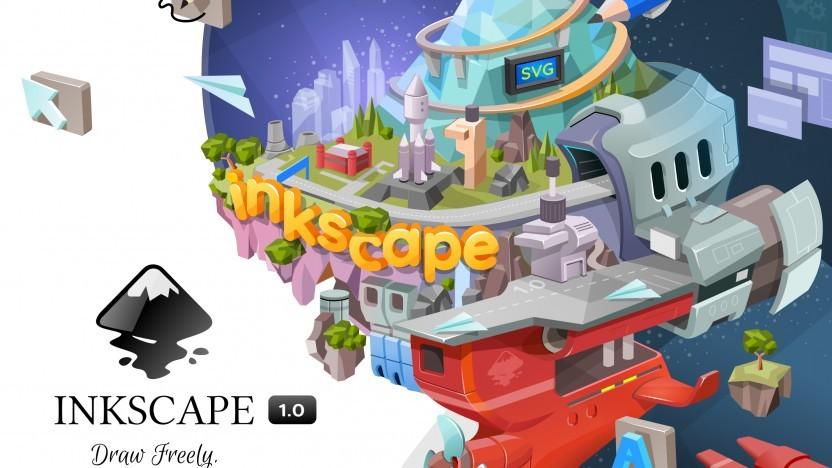 Inkscape 1.0 ist erschienen.