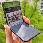 Galaxy Z Flip im Test: Klappen gehört leider zu Samsungs Handwerk