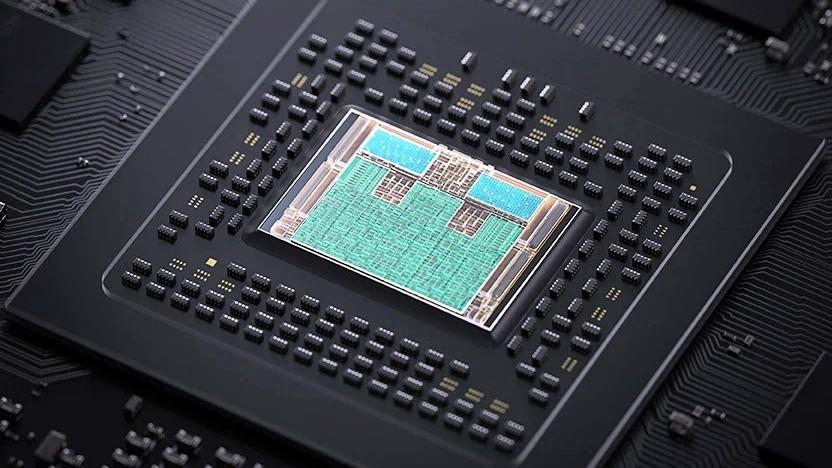 Prozessor der Xbox Series X