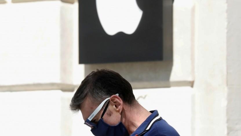 Apple will keine zentralen Corona-Apps akzeptieren.