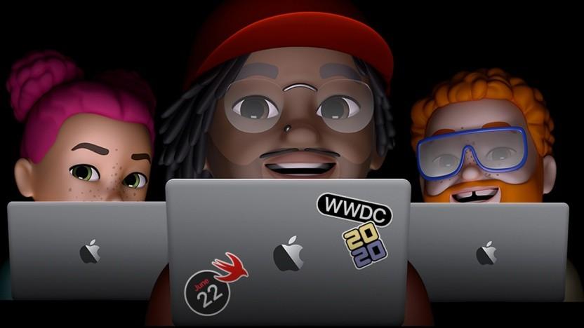 Einladung zur WWDC 2020