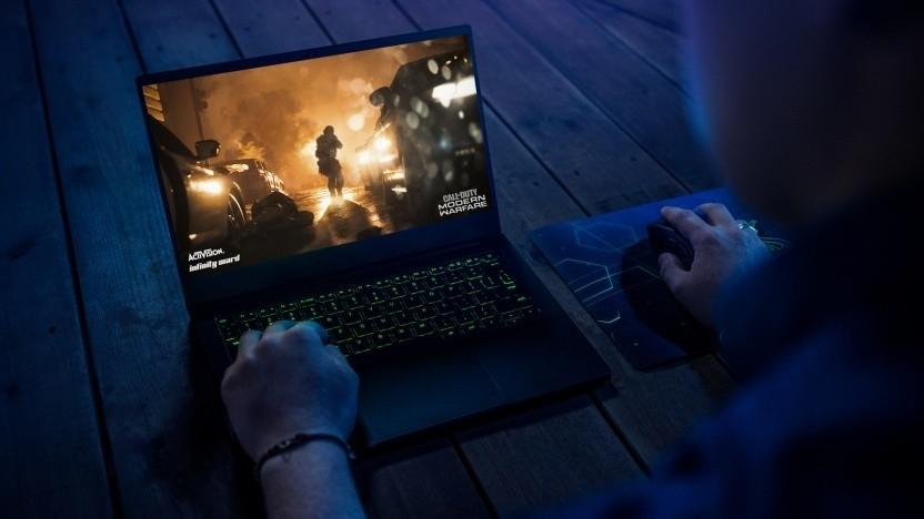 Laptops mit Dual-GPU wie das Blade Stealth 13 von Razer sollten künftig auch unter Linux leicher nutzbar sein.