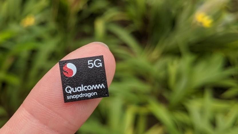 Ein Snapdragon-SoC mit 5G-Modem