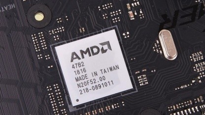Ein älterer B450-Chip