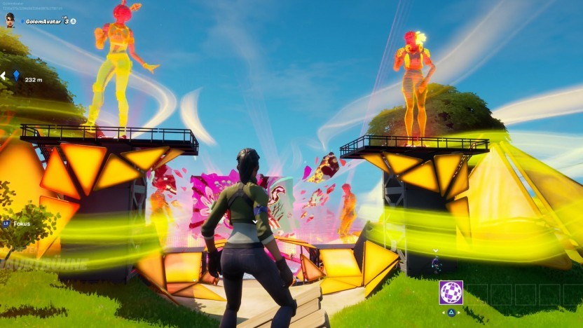 Party Royale auf der Playstation 4