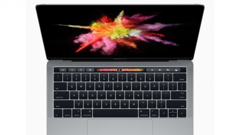 Macbook Pro von 2016