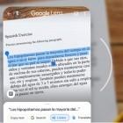 Smartphone: Google Lens kann handgeschriebenen Text an PC senden