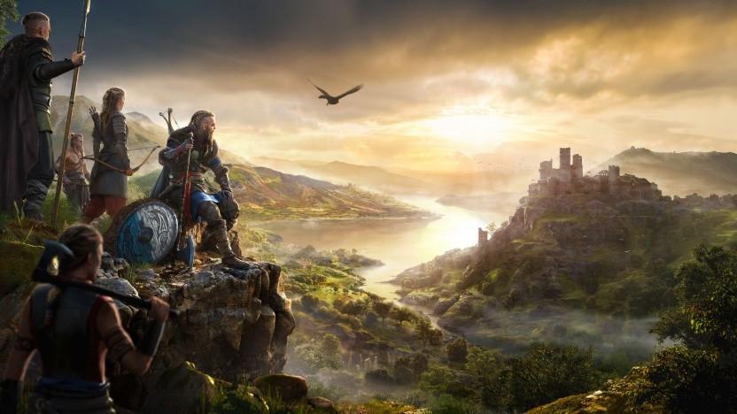 Artwork (kein Screenshot) von Assassin's Creed Valhalla