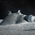 3D-Druck: Esa will Mondbeton mit Urin anreichern