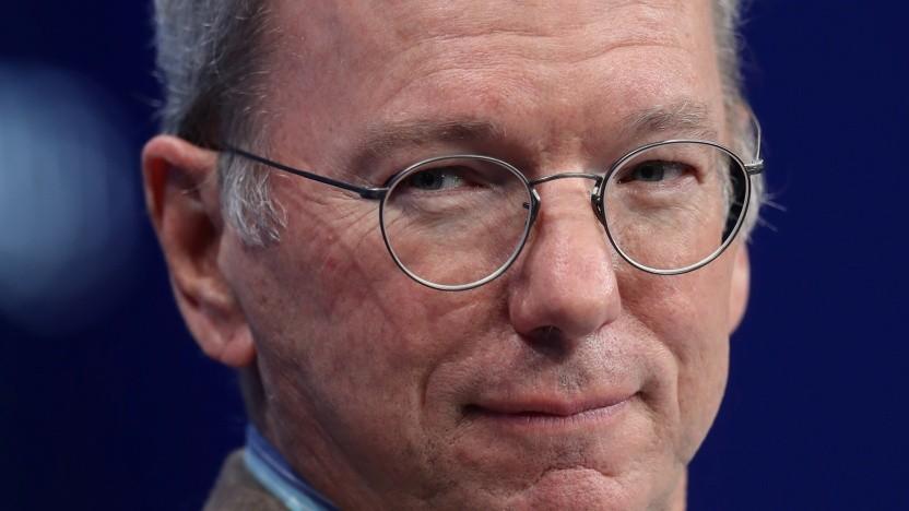 Nach fast 20 Jahren soll Schmidt nicht mehr bei Google sein.