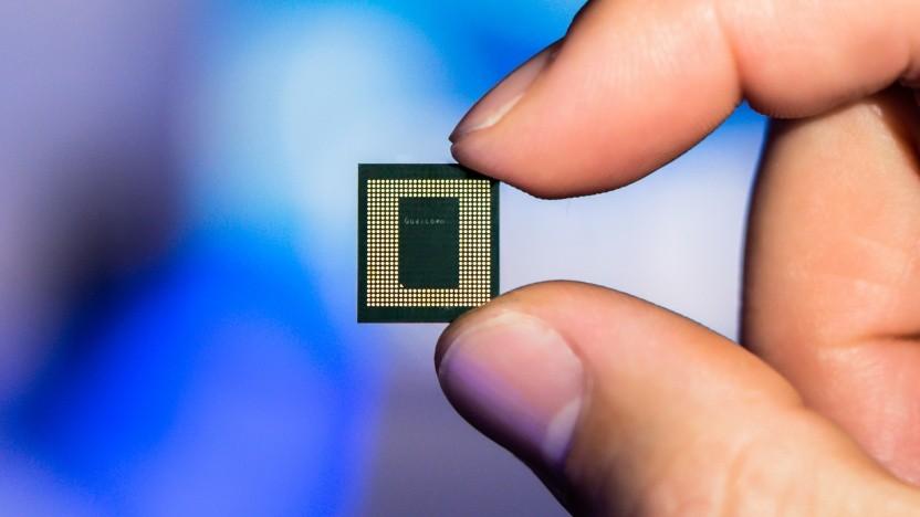 Ein Snapdragon-Chip