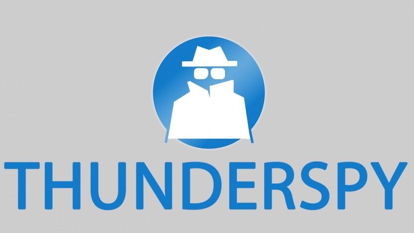 Thunderspy: Sicherheitslücken in Thunderbolt mit eigenem Logo