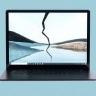 Notebook: Microsoft gesteht Displayrisse beim Surface Laptop 3 ein
