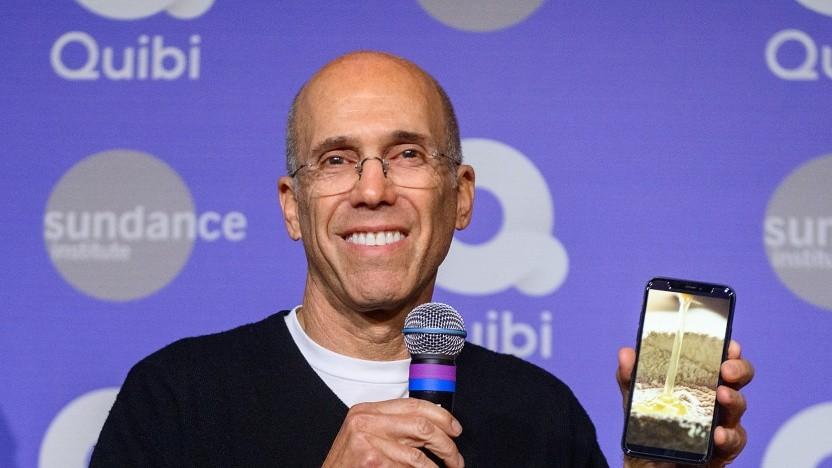 Jeffrey Katzenberg wollte mit Quibi mehr erreichen.