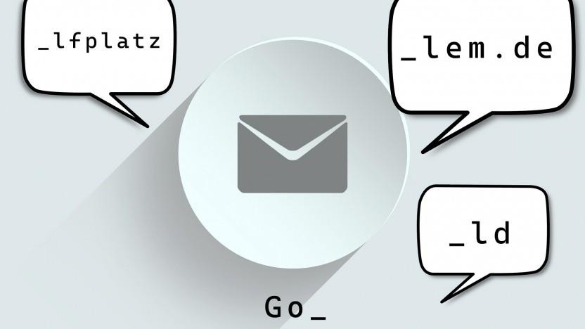 Outlook for Web gibt Wortvorschläge.