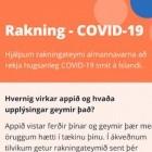 Infektionsketten: Islands Corona-App ist wenig hilfreich